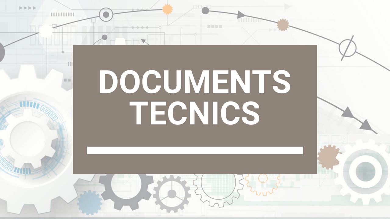 Documents Tecnics